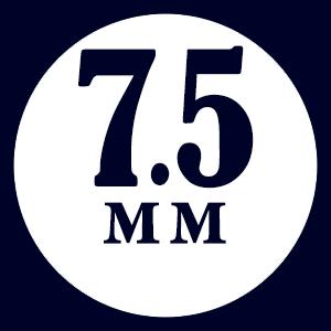 Доска 7.5 мм