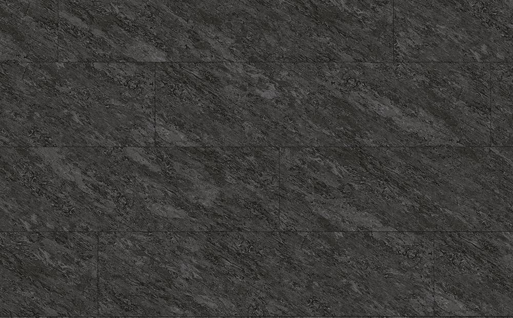 Egger Пробковый пол Pro Comfort Kingsize EPC023 Камень Адолари чёрный