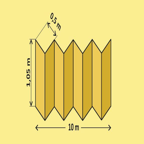 Подложка Solid 2 мм гармошка фото 1 в интерьере
